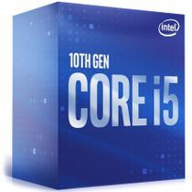 Processador Intel Core i5-10400F Clock 4.3GHz 12MB LGA 1200 -