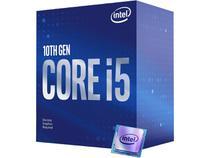 Processador Intel Core I5-10400f Comet Lake 2,9 GHz Lga 1200 -