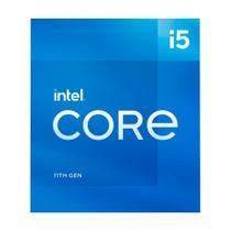 Processador Intel Core i5 11400 Box LGA 1200 6 Cores 12 Threads 2.60GHz 12MB Cache  - BX8070811400 -