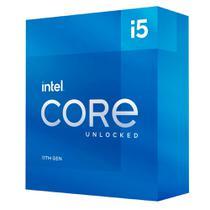 Imagem de Processador Intel Core I5-11600k Cache 12mb 3.9 Ghz Lga1200 - BX8070811600K