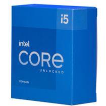 Processador Intel Core I5-11600k 3.90ghz (turbo 4.90ghz) 12mb Cache Lga1200 11geracao Bx8070811600k -