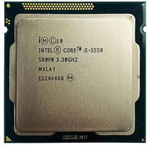 Processador Intel Core I5 3550 Lga 1155 3.3 -3.7ghz 6mb -