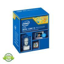 Processador Intel Core i5-4590 (LGA1150 - 4 núcleos - 3,3GHz) - BX80646I54590 -