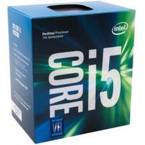 Processador Intel Core i5-7400 Box (LGA 1151 / 3.0Ghz / 6MB Cache) -