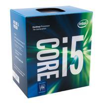 Processador Intel Core i5-7400 (LGA1151 - 4 núcleos - 3.0GHz) - BX80677I57400 -