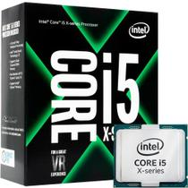 Processador Intel Core i5-7640X Kaby Lake, Cache 6MB, 4GHz (4.2GHz Max Turbo), LGA 2066 - BX80677I57640X -