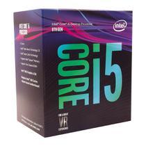 Processador Intel Core I5 8400 2.8ghz 9mb 8ª Geração Coffee Lake 1151 -
