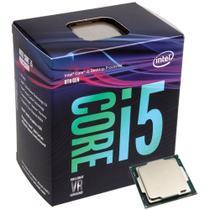 Processador Intel Core i5-8400 (LGA1151 - 6 núcleos - 2.8GHz) - BX80684I58400 -