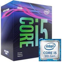 Processador Intel Core i5-9400 2.9 GHz (4.1 GHz Frequência Máxima) LGA 1151 BX80684I59400 INTEL -