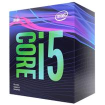 Processador Intel Core i5-9400 Coffee Lake, Cache 9MB, 2.9GHz (4.1GHz Max Turbo), LGA 1151 - BX80684I59400 -