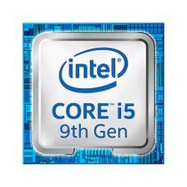 Processador Intel Core i5-9400F 2.9GHz (4.1GHz Max Turbo) 1151 BX80684I59400F -