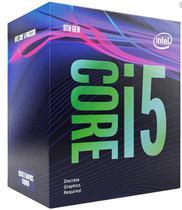 processador intel core i5-9400f 2.9ghz cache 9mb 6 nucleos 6 threads 9ª geração lga 1151 - bx80684i59400f - intel -