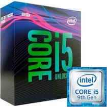 Processador Intel Core i5-9400F Coffee Lake 9ª Geração LGA 1151 2.9GHz (4.1GHz Max Turbo), Cache 9MB - BX80684I59400F -