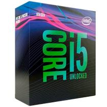 Processador Intel Core i5-9400F Coffee Lake BX80684I59400F Cache 9MB 2.9GHz LGA 1151