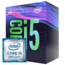 Processador Intel Core i5-9400F Coffee Lake, Cache 9MB, 2.9GHz (4.1GHz Max Turbo), LGA 1151 - BX80684I59400F -