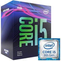 Processador Intel Core i5-9400F Coffee Lake, Cache 9MB, 2.9GHz (4.1GHz Max Turbo), LGA 1151, Sem Vídeo - BX80684I59400F -