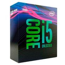 Processador Intel Core i5 9400F - LGA 1151 - 2.9GHz Turbo 4.1GHz - 9ª Coffee - BX80684I59400F -