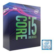 Processador Intel Core i5 9600K 9ª Geração 9MB 1151 3.7Ghz Box BX80684I59600K -