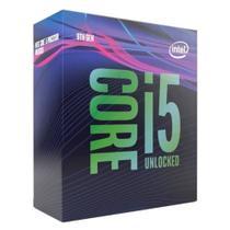 Processador Intel Core I5-9600k 9mb 3.7 - 4.6ghz Lga 1151 -