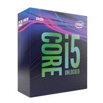 Processador Intel Core i5-9600K (LGA1151 - 3.7GHz) - BX80684I59600K -