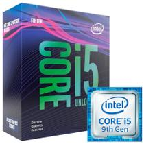 Processador Intel Core i5-9600KF Clock 3.7GHz 9MB LGA 1151 -