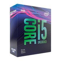 Processador Intel Core i5-9600KF Coffee Lake Refresh, Cache 9MB 3.7GHz (4.6GHz Max Turbo) LGA 1151 Sem Vídeo Sem Cooler - BX80684I59600KF -