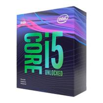 Processador Intel Core i5-9600KF Hexa-Core 3.7GHz (4.6GHz Turbo) 9MB Cache LGA1151, BX80684I59600KF -