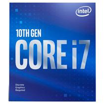 Processador Intel Core i7-10700F LGA 1200 2.9GHz 16MB Cache Sem Video Integrado - BX8070110700F -