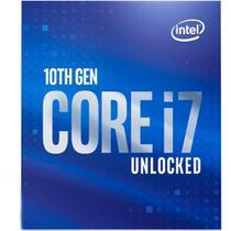 Processador Intel Core i7-10700K 3.8GHz 16MB LGA1200 -