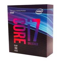 Processador Intel Core i7 8700 3.2GHz 12MB LGA 1151 Six Core