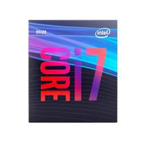 Processador Intel Core i7-9700 Coffee Lake, Cache 12MB, 3.0GHz (4.7GHz Max Turbo), LGA 1151 - BX80684i79700 -
