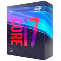 Processador Intel Core i7-9700F Coffee Lake, Cache 12MB, 3.0GHz (4.7GHz Max Turbo), LGA 1151 - BX80684i79700F -