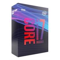 Processador Intel Core I7-9700k 12mb 3.6 - 4.9ghz Lga 1151 -