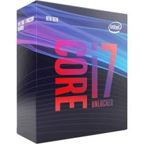 Processador Intel Core i7-9700K Coffee Lake Refresh, Cache 12MB, 3.6GHz (4.9GHz Max Turbo), LGA 1151 - BX80684I79700K -