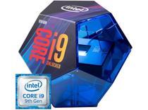 Processador Intel Core i9 9900K 3.60GHz - 5.00GHz Turbo 16MB