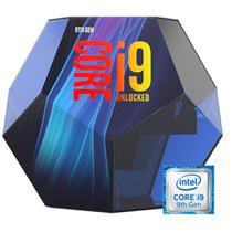 Processador Intel Core i9 9900K 9ª Geração 16MB 1151 3.6 a 5.0Ghz Box BX80684I99900K -