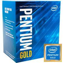 Processador Intel Pentium Gold G5420 3.80GHz LGA1151 8ª Geração Coffee Lake 4MB Cache - BX80684G5420 -