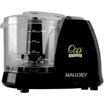 Processador Oggi Black - Mallory - 110V -