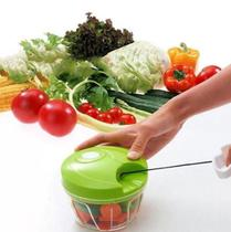 Processador Portátil De Alimentos Manual Frutas e Legumes - Wellmix