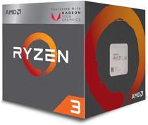 Processador Ryzen 3 2200g 3.5ghz 6mb Am4 Yd2200c5fbbox - Amd -