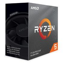 Processador Ryzen 5 3600 3.6GHz (4.2GHz Frequência Máxima) AM4 100-100000031BOX AMD -
