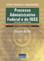 Processo administrativo federal e do inss - Campus tecnico (elsevier)