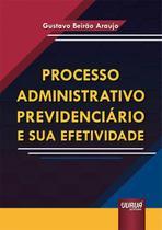 Processo Administrativo Previdenciário e Sua Efetividade - Juruá -
