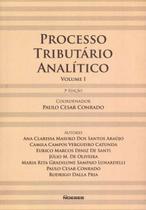 Processo Tributario Analitico - Vol. 1 / Conrado - Editora noeses ltda.