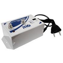 Proeletronic AMPLIF. de Linha PQAL-2000 20 DB VHF/UHF Bivolt -