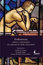 Profissionais, praticas e representaçoes da construçao da cidade e do territorio - Alameda -