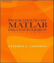 Programacao Em Matlab Para Engenheiros - 02 Ed - Cengage -