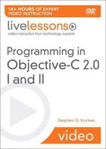 Programming in Objective-C 2.0 - Addison wesley