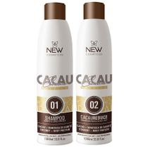 Progressiva New Cosméticos Cacau Reduce Premium 2x1000ml