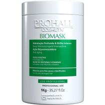 Prohall Cosmetic Biomask - Máscara de Hidratação e Brilho 1kg -